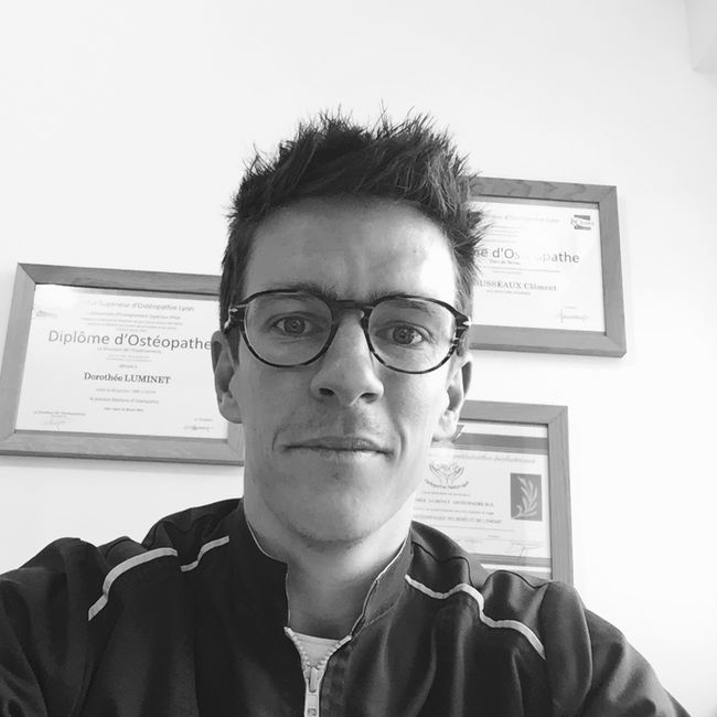 Clément Rousseaux Ostéopathe